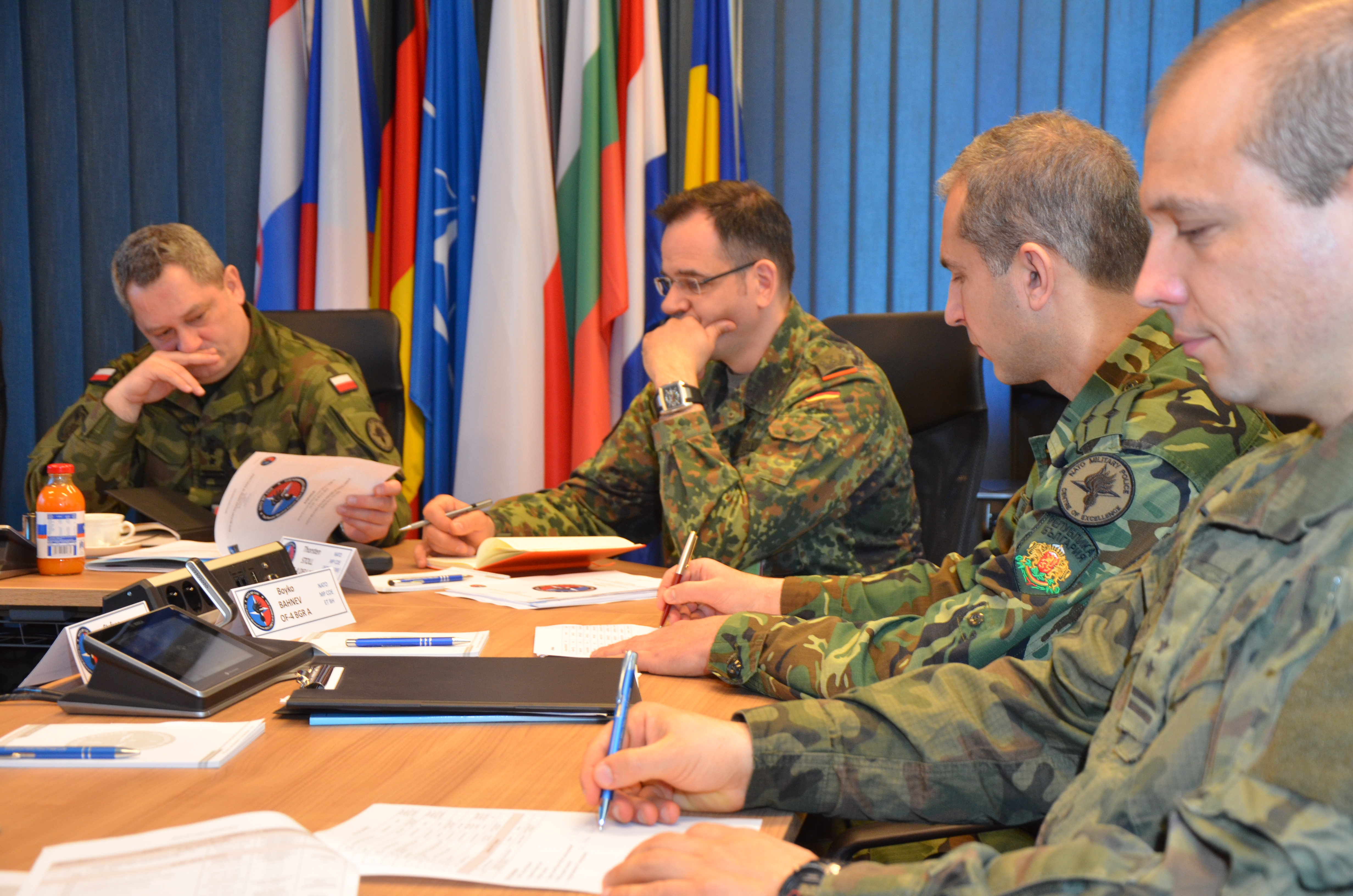 NATO MP COE held 1st annual Provost Marshal Forum - Events