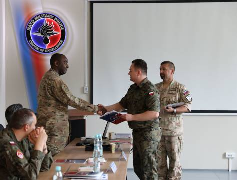 The 5th NATO MP ATLLF on MP experience from operations and exercises