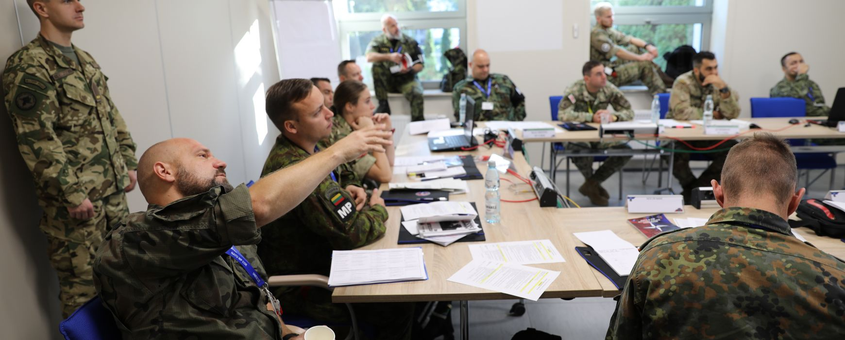 NATO Military Police Junior Officer Course 2019 (MPJOC19)