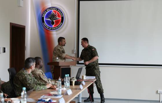 Annual Military Police Lessons Learned Conference 2019