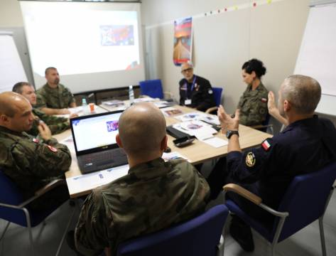 Military Police Doctrine and Standardization Forum 2018