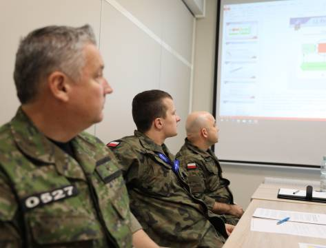NATO Military Police Lessons Learned Staff Officer Course
