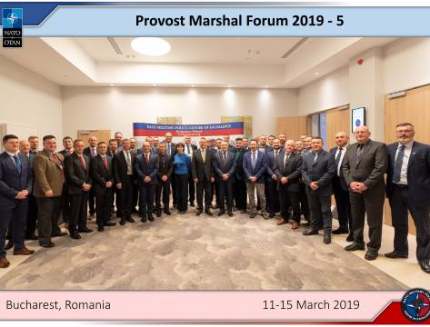Provost Marshal Forum PMF-19-5