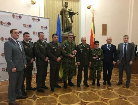 International Conference on the Military Police in Hybrid Warfare