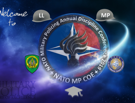 Military Policing Annual Discipline Conference, 4-5 November 2020
