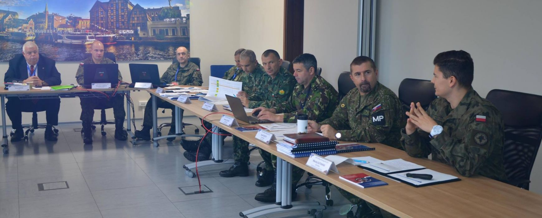 The 2nd NATO Military Policing Annual Discipline Conference
