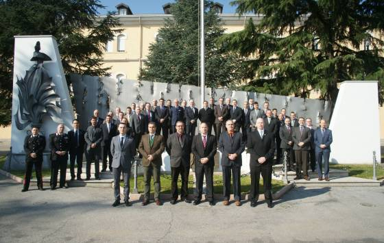 The Spring Military Panel Meeting in Vicenza