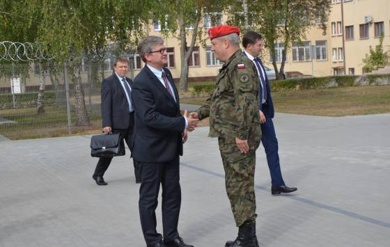 Head of the National Security Bureau, Paweł SOLOCH visited the NATO MP COE