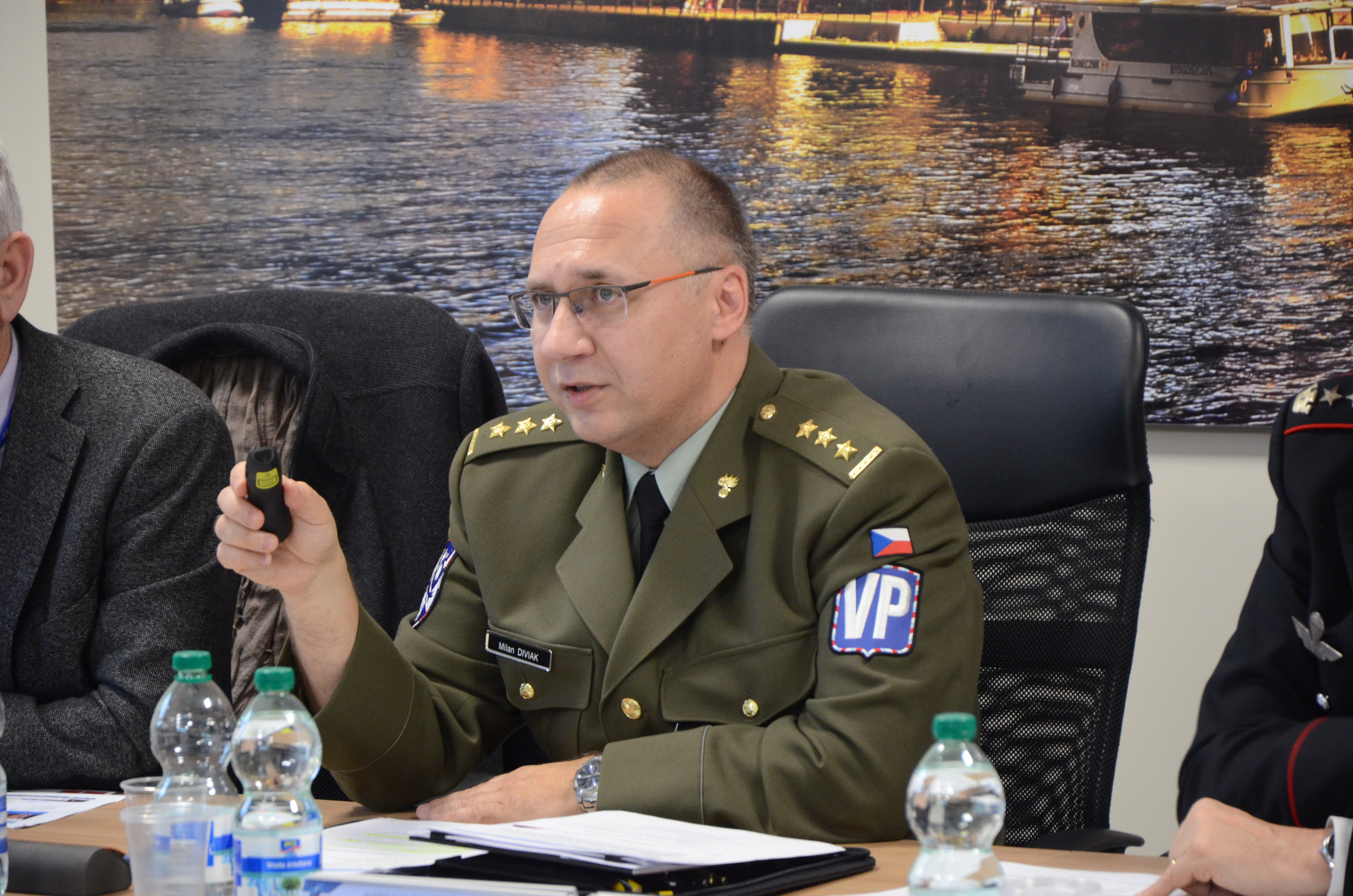 Military Police Doctrine and Standardization Forum - Events