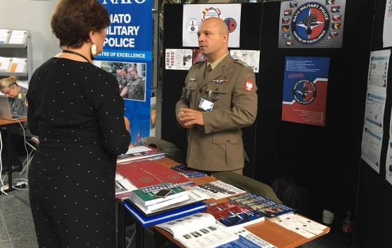 ​NATO Centre of Excellence Marketplace, Brussels (15-16 July, 2019)