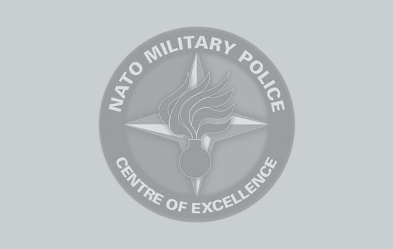 NATO Military Police Senior Non-commissioned Officer Course MPSrNCOC17-2